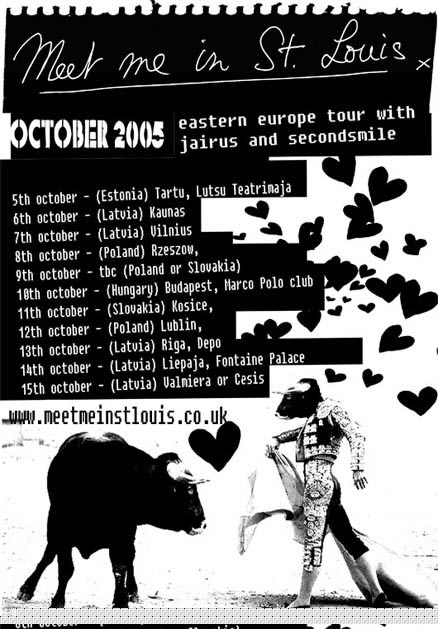 MMISL europe tour