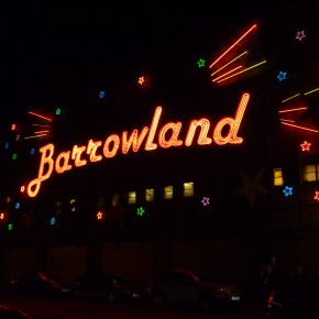 Barrowland Leisure Center, Glasgow